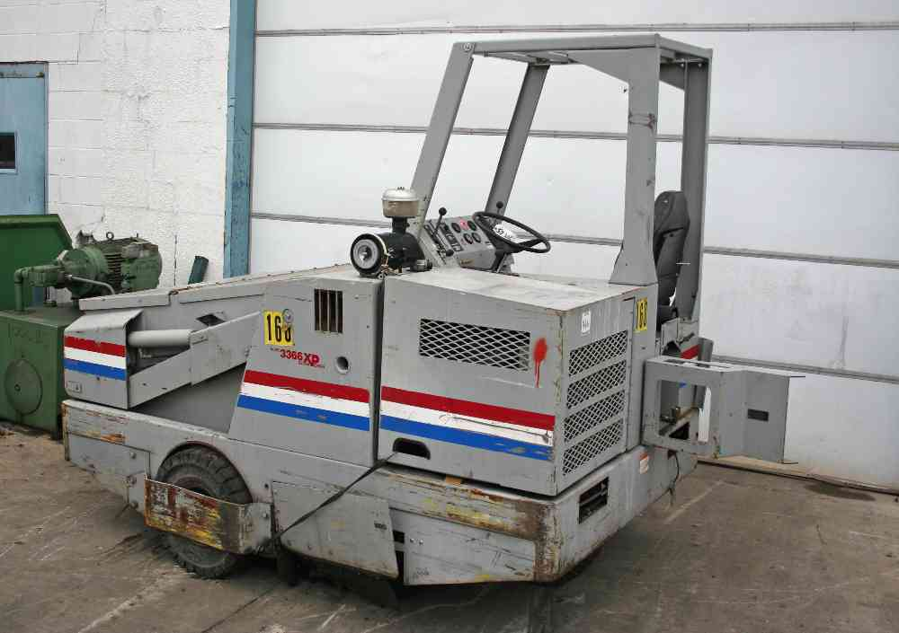 66 Quot Clark American Lincoln Rider Sweeper Stock 52316