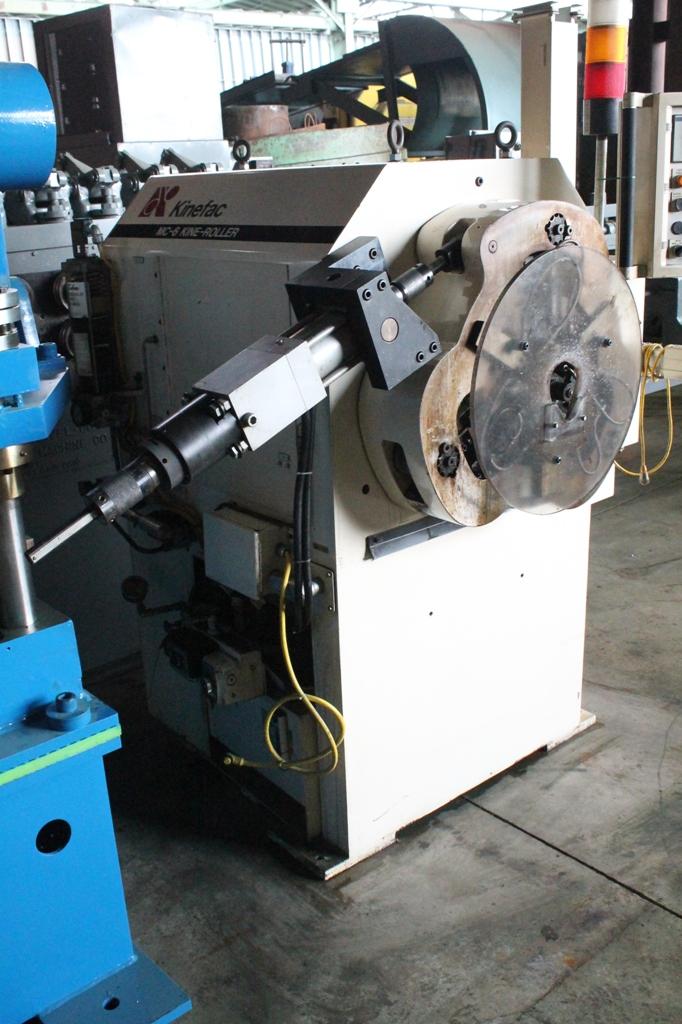 3 Quot Kinefac Thread Rolling Machine Stock 55025