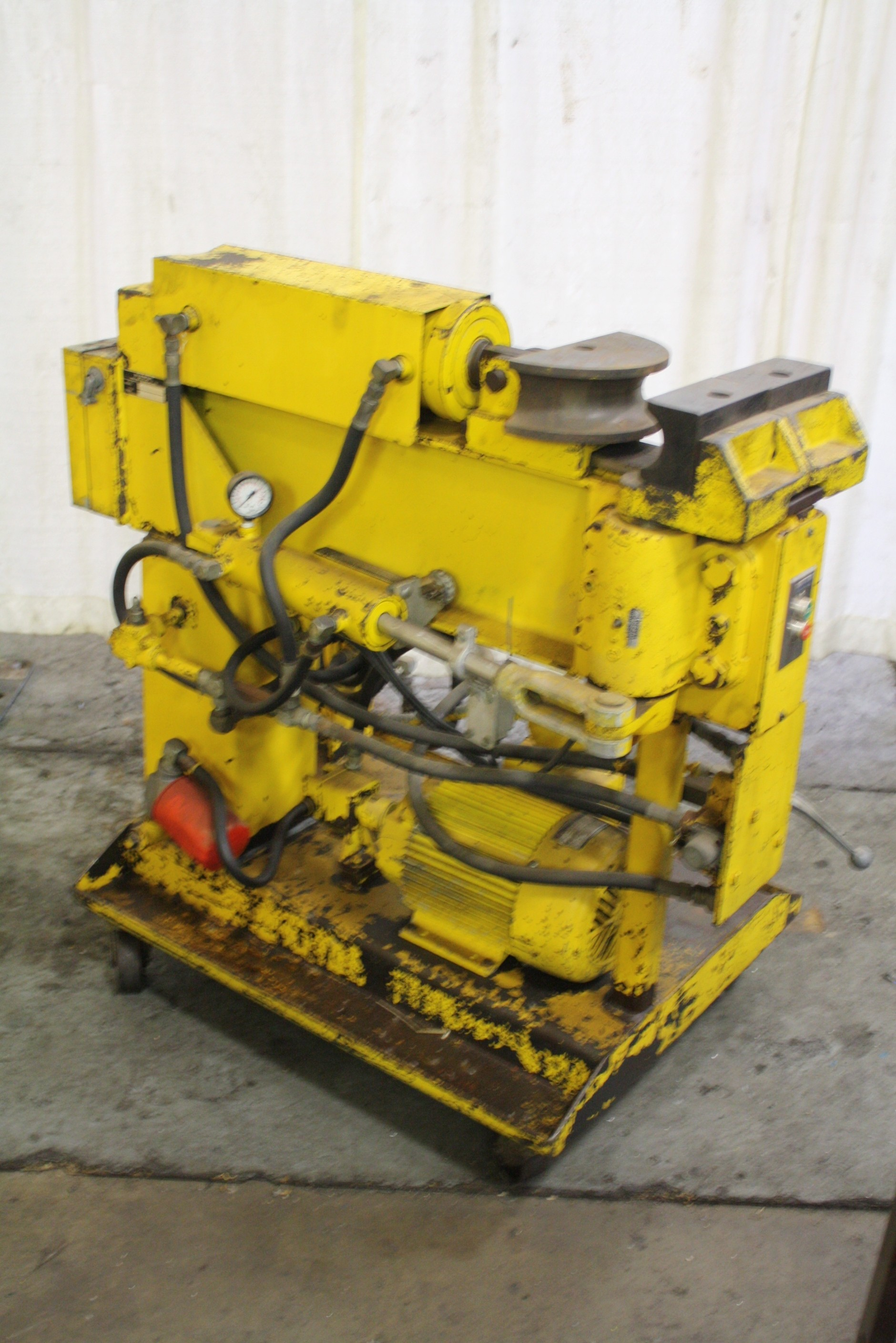muffler machine for sale