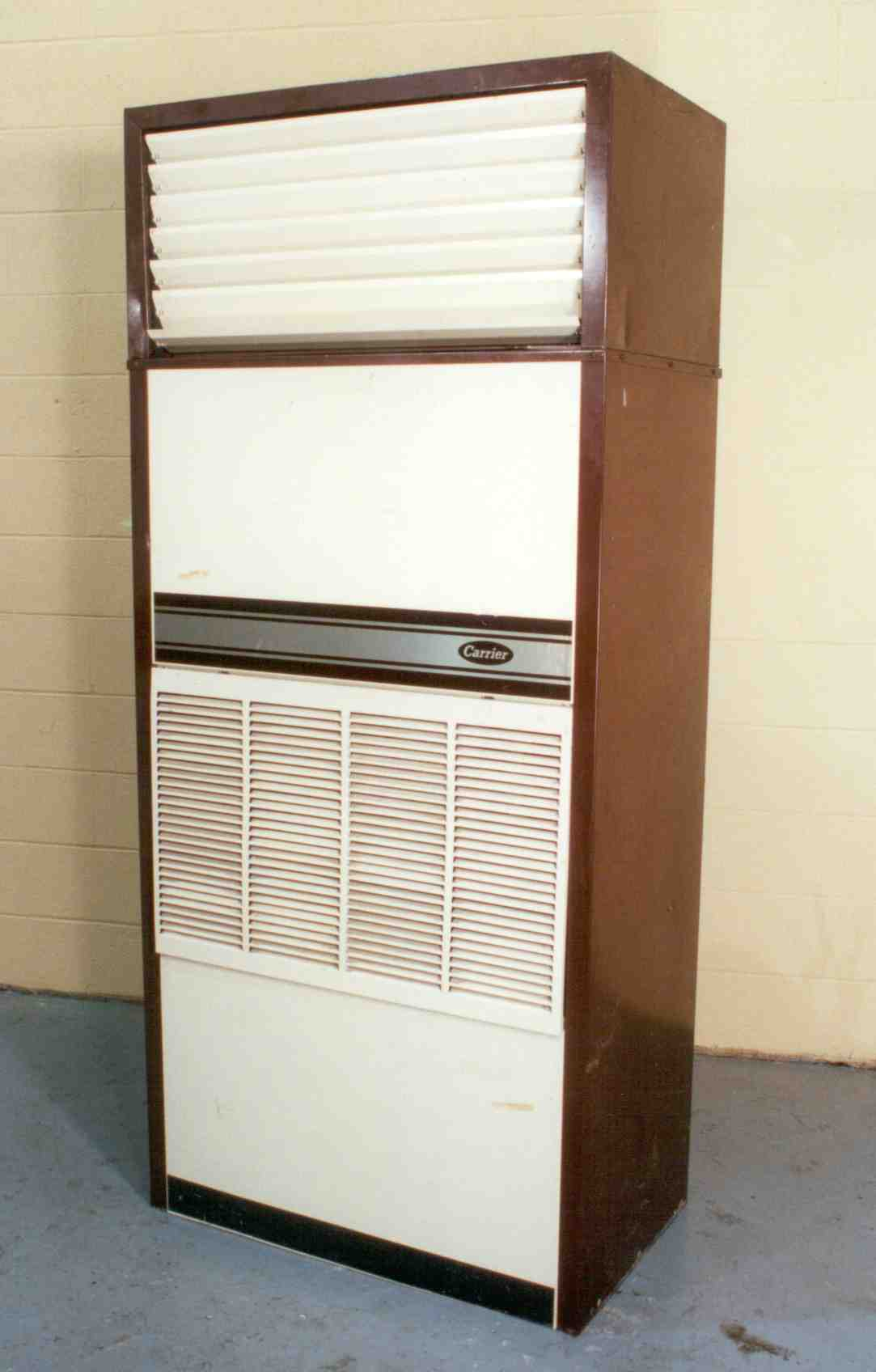 #6D4833 5 TON CARRIER PACKAGED AIR CONDITIONING/HEATING UNIT  Best 5773 Packaged Hvac Units photos with 1083x1696 px on helpvideos.info - Air Conditioners, Air Coolers and more